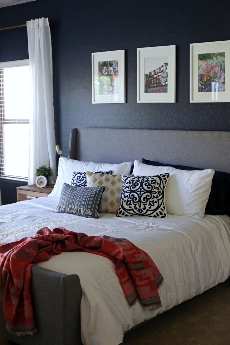 House Tour: Master Bedroom (With images) | Master bedroom ...