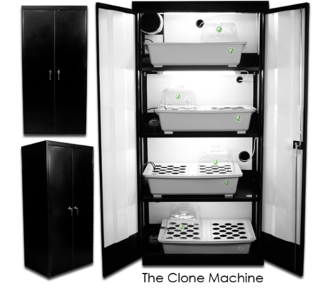 SuperClosets Take On Your Own Clone Cabinet Perfect For Developing New Life