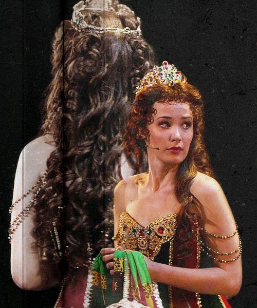 sierra boggess in the phantom of the opera 25th