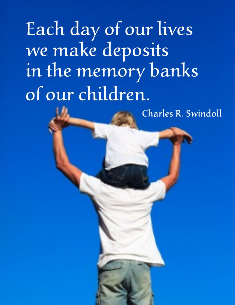 Inspirational Quotes About Loving Children Father And Son Quotes And Images  For Those Who Persecute You