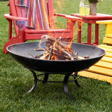 Calistoga Fire Pit | Sundance | ...and then some ♥ | Pinterest ...