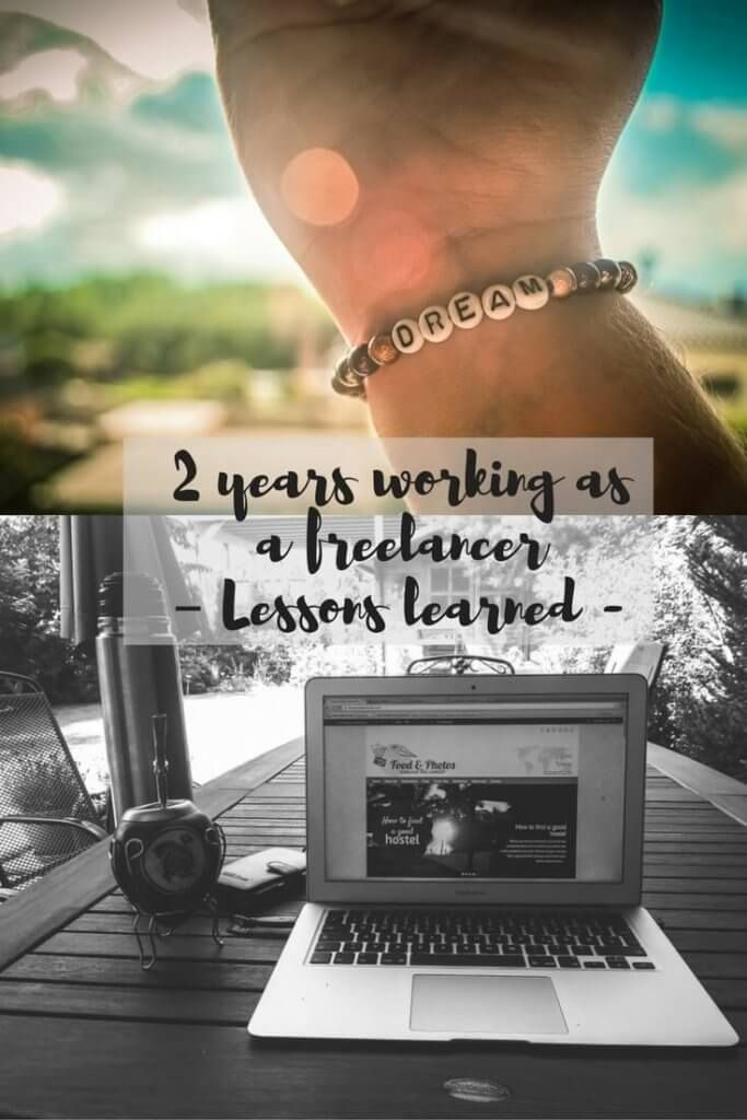 2 years working as a freelancer – Lessons learned