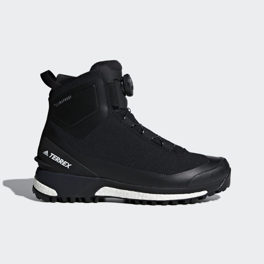 TERREX Conrax Climaheat Boa Shoes in 2020 | Black shoes