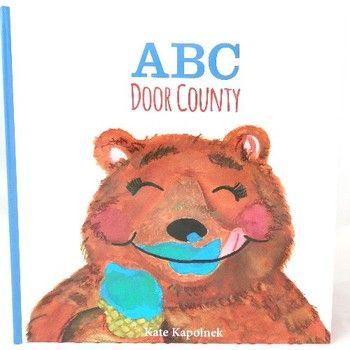 Abc Door County Children S Book Door County Childrens Books Childrens