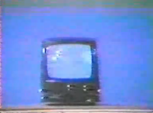 Vhs Video Pixelated Screen Grab Tv Television Glitch Glitchy Low Resolution Hazy Vintage Digi Vaporwave Aesthetic Blue Aesthetic Aesthetic Colors