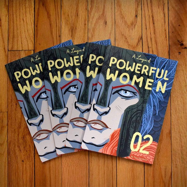A League Of Powerful Women Vol. 2