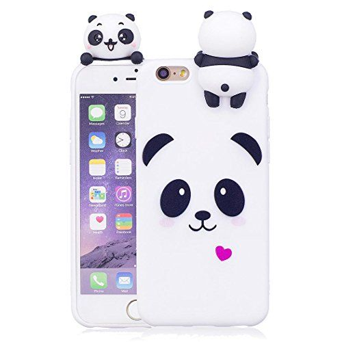 coque iphone 6 silicone licorne