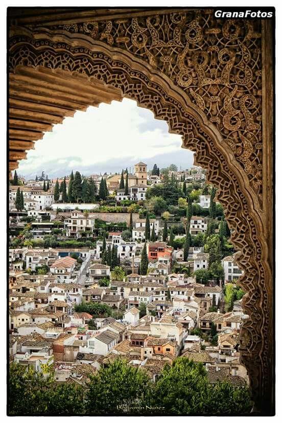 Pin By Noor Abdulkhalek On Venga Andalusia Granada Spain Travel