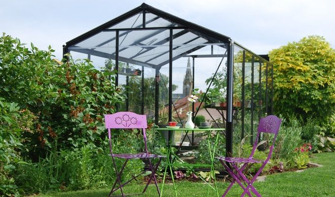 4 id es de culture sous serre am nagement jardin pinterest. Black Bedroom Furniture Sets. Home Design Ideas