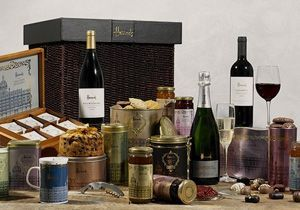 Dear Harrods, please beam this hamper directly to me. Cheers!