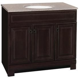 Beau Style Selections Bathroom Vanity   Loweu0027s