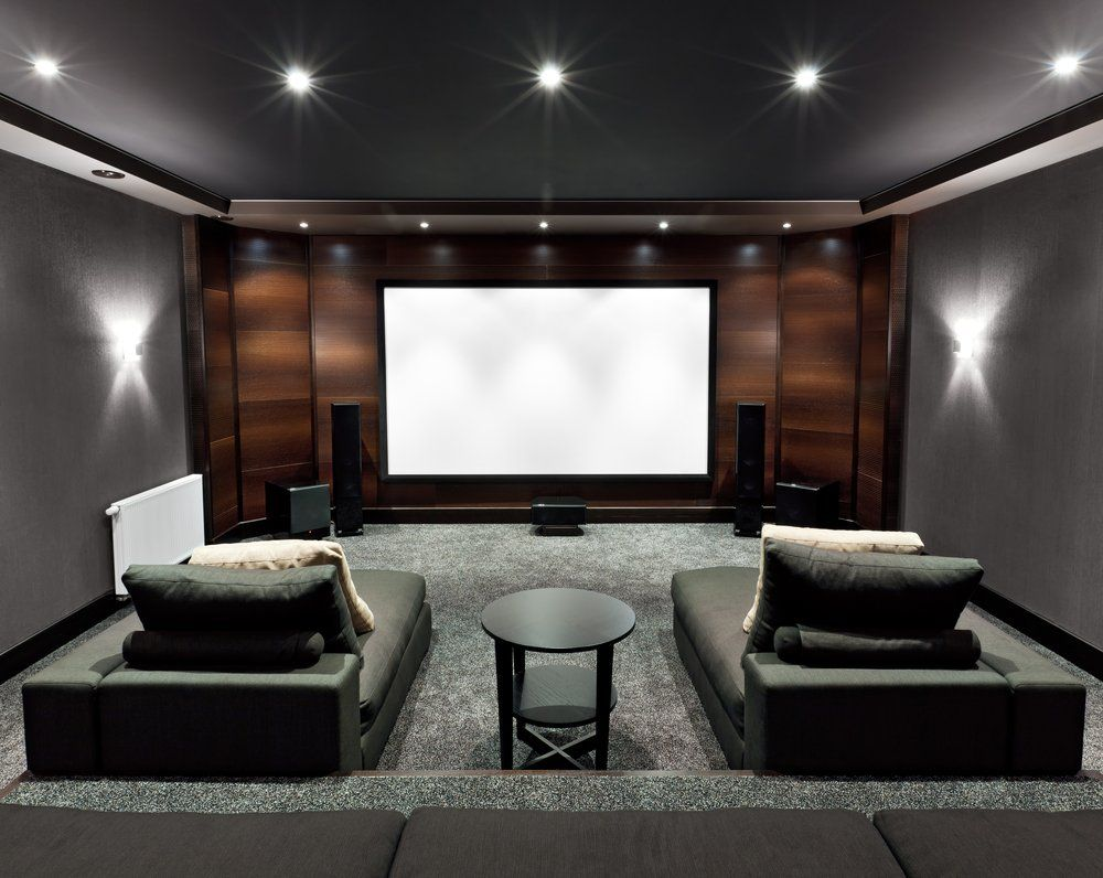 A Fantastic Home Cinema Can Be Installed In Your Own With Lots Of Options Available