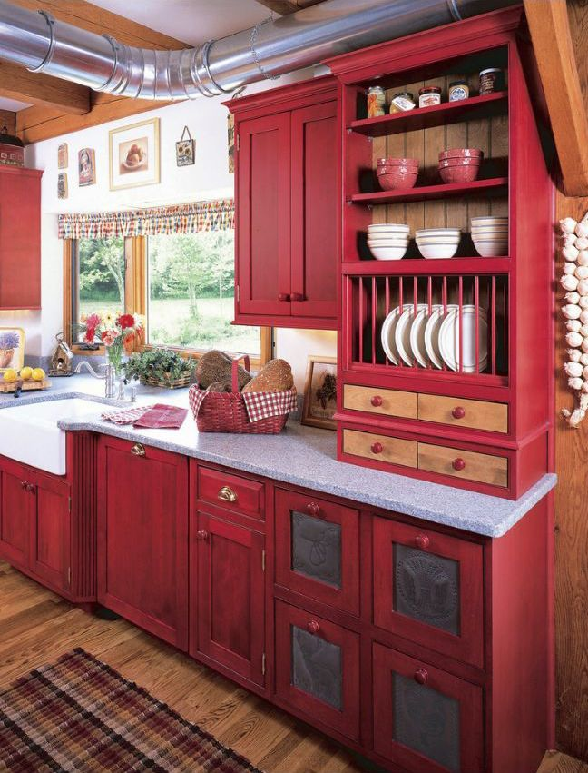 Rustic Kitchens - Design Ideas, Tips & Inspiration | Pinterest ...