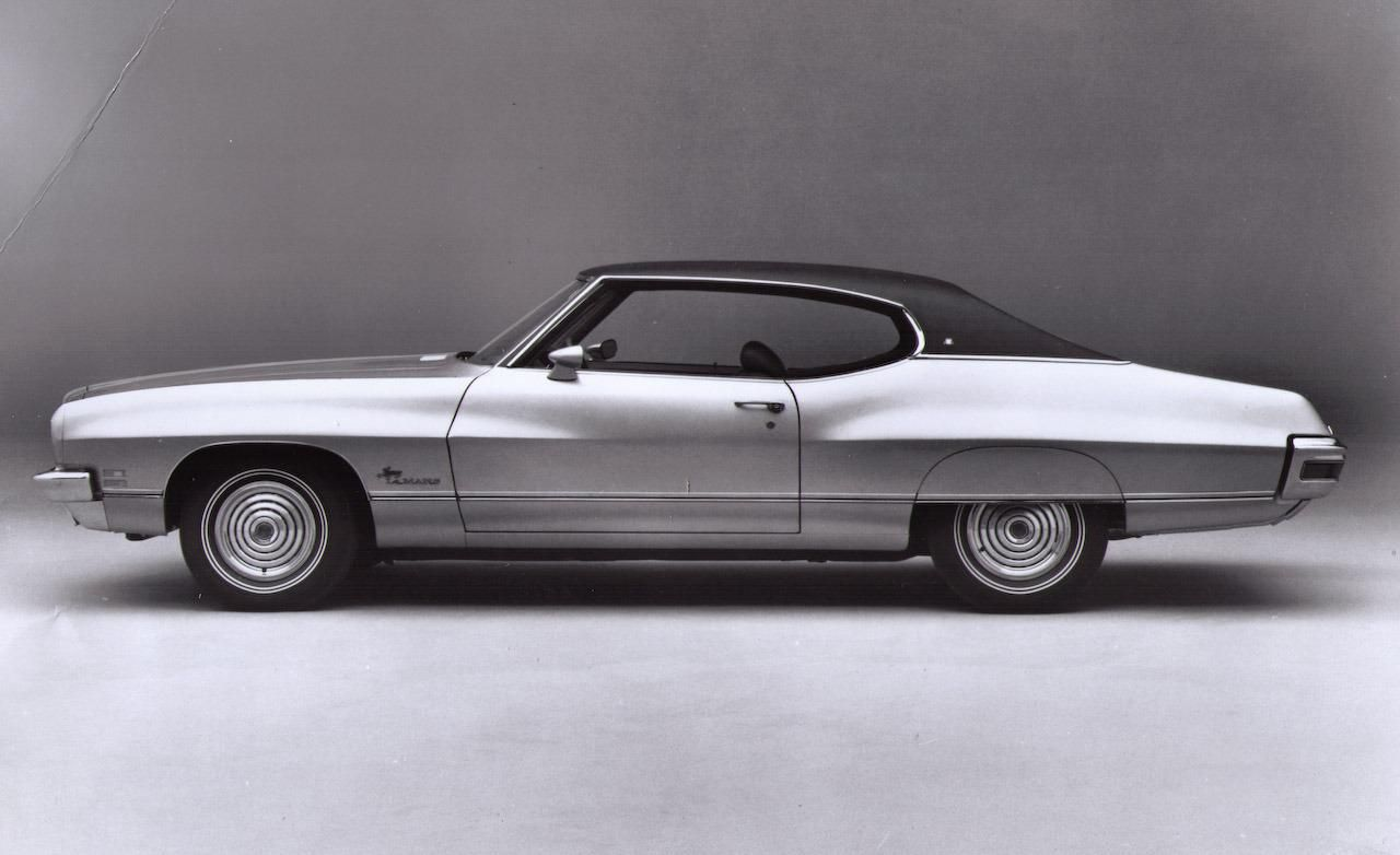 hight resolution of 1972 pontiac luxury lemans
