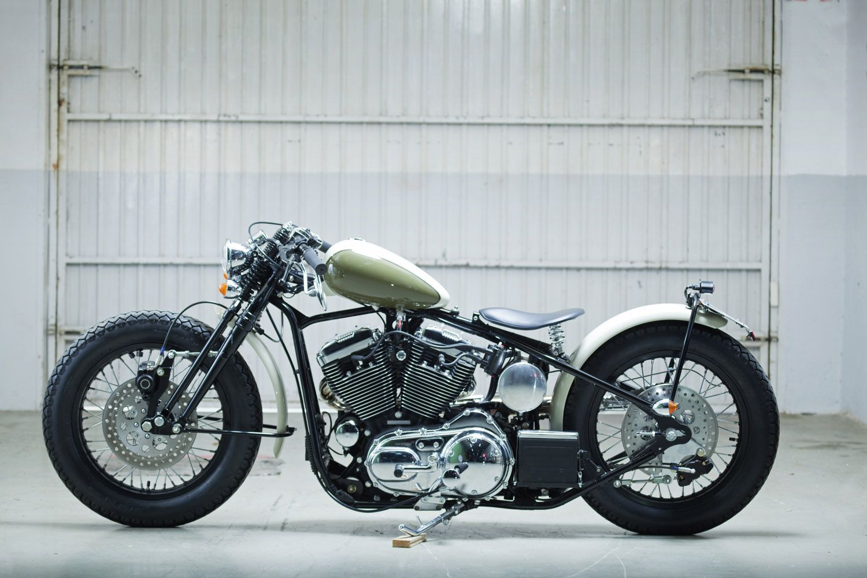 Zero Engineering Type 8 for sale | Cool bikes, Bobber, Hot ...
