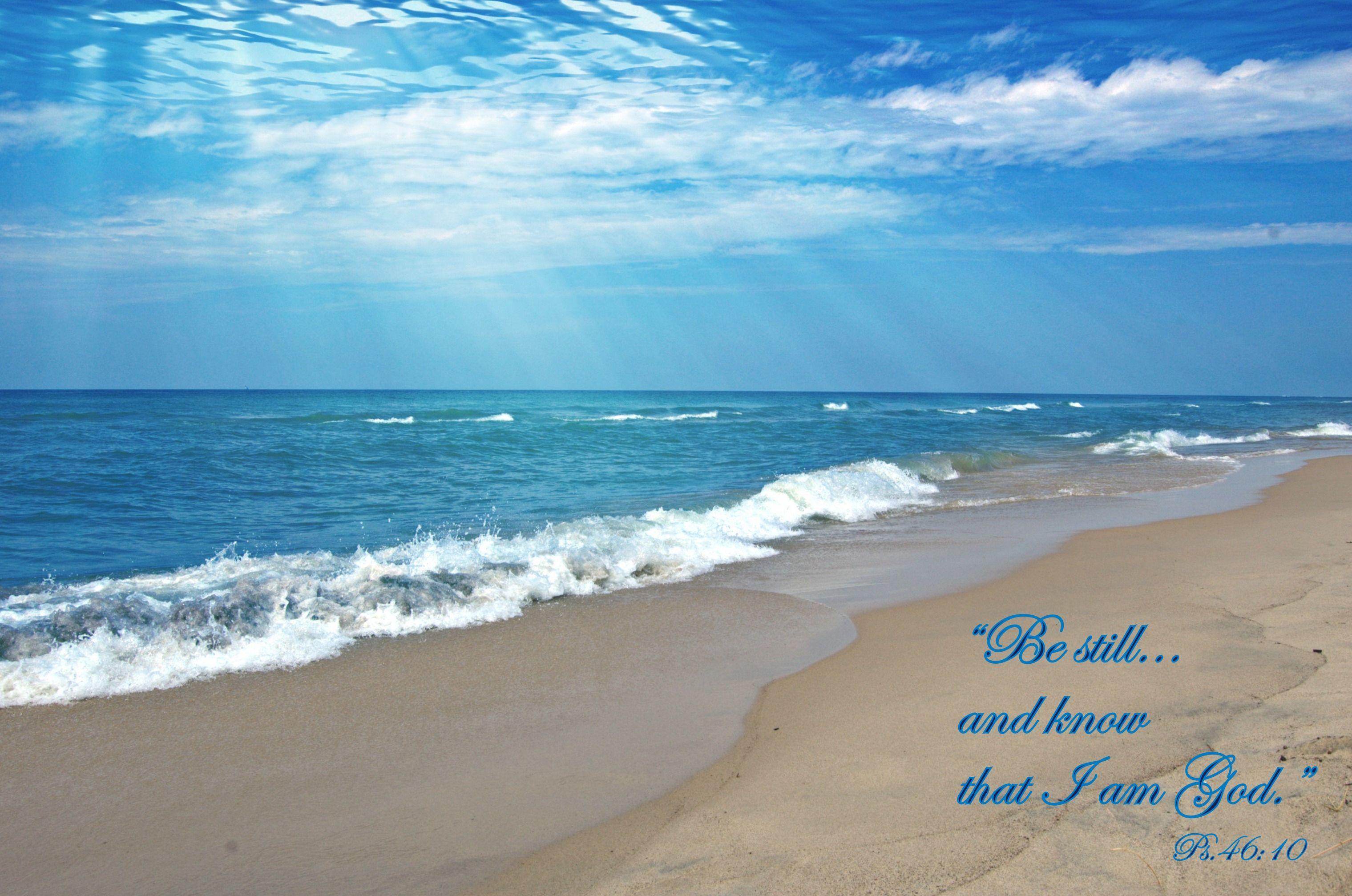 Scripture Quote...Beach Quotes Pinterest Scriptures