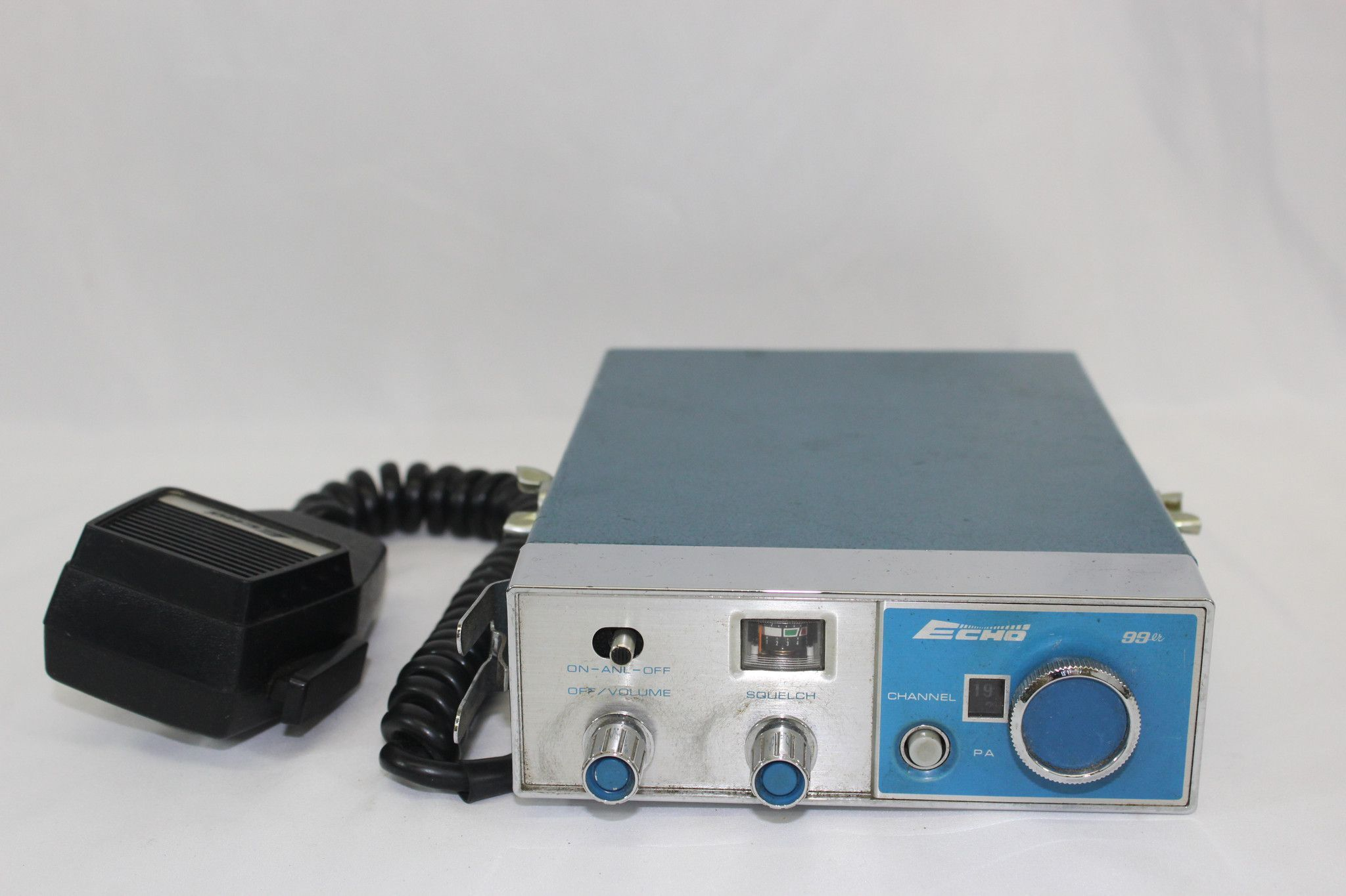 small resolution of echo 99er cb radio 23 channel citizens band transceiver