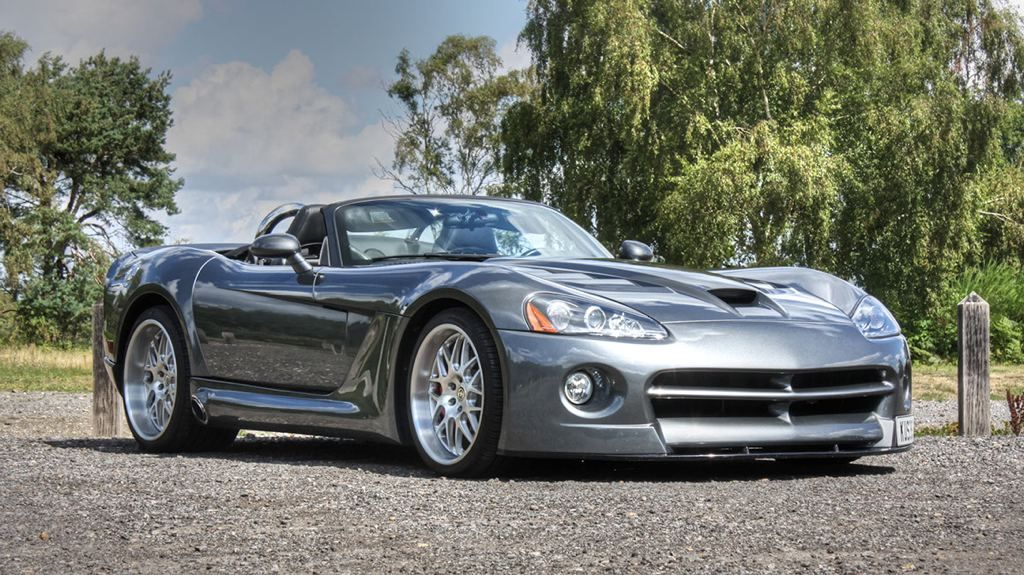 1 Of 9 Dodge Viper Street Serpent For Sale In The Uk