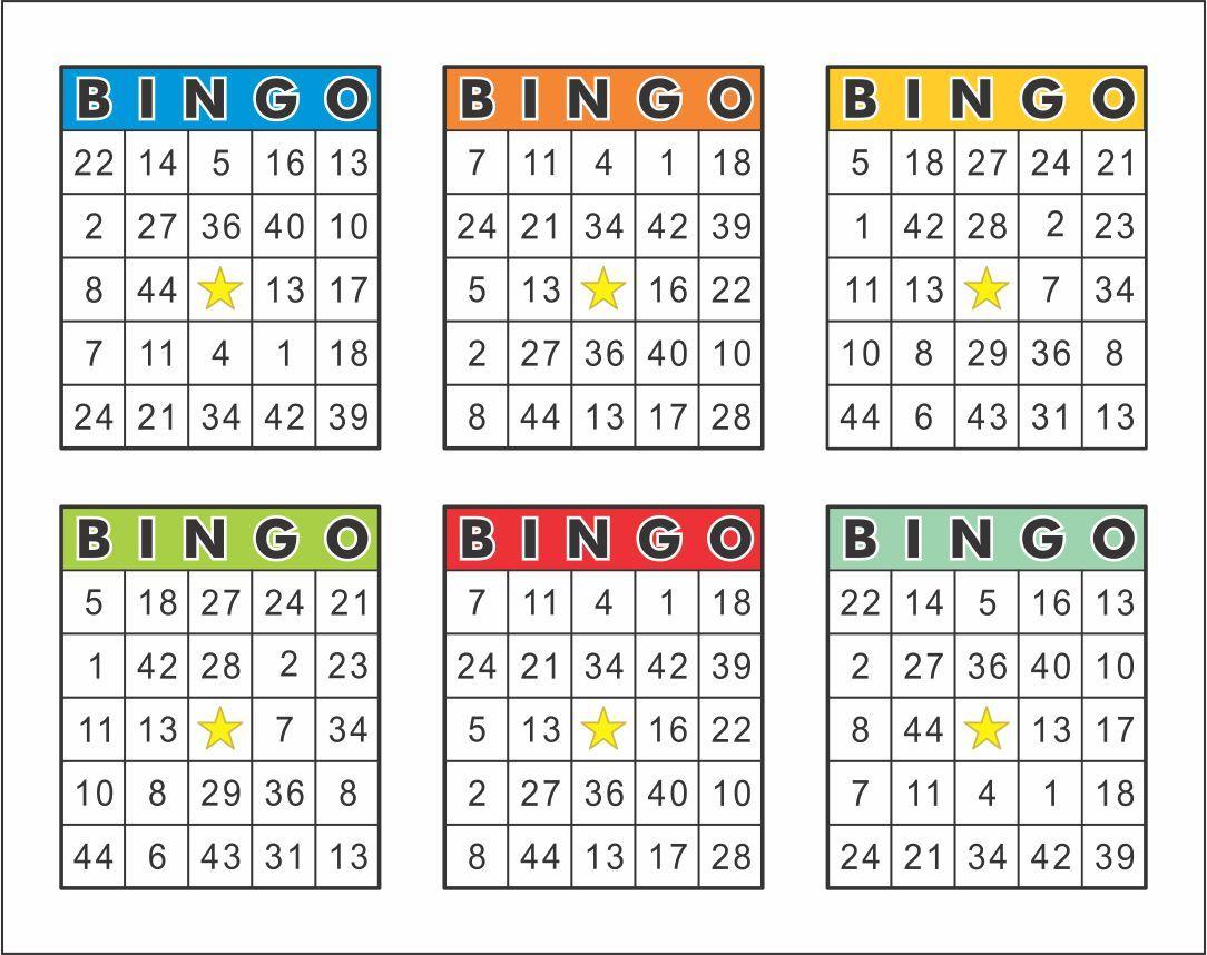 Printable Bingo Cards Bingo Printable Bingo Cards Printable Free Printable Bingo Cards