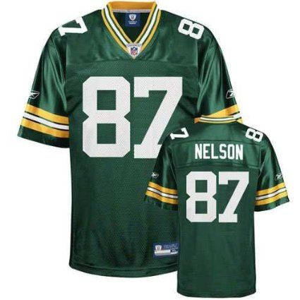 finest selection 14506 bea65 New Authentic Green Bay Packers Jordy Nelson Reebok Jersey ...