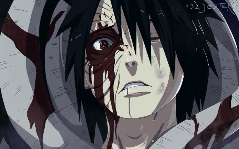 Obito Crying