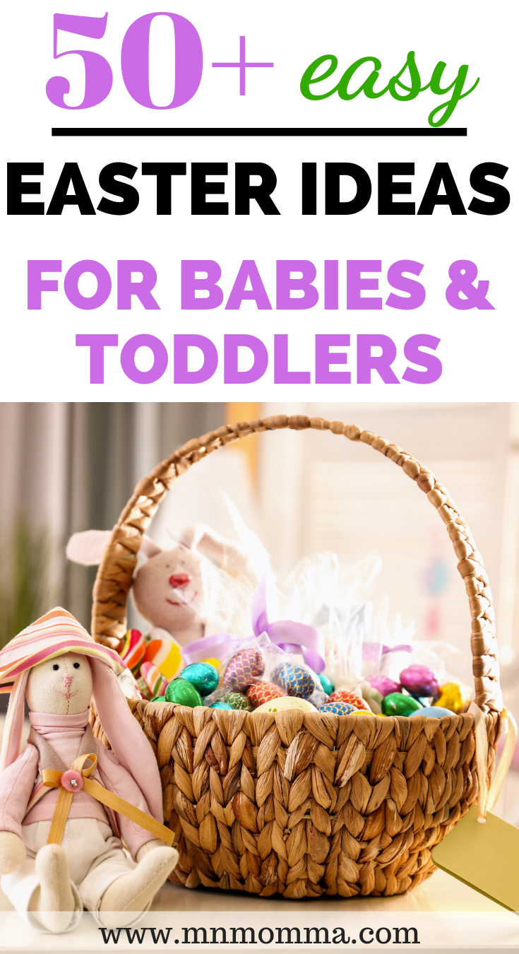 55 Easter Ideas For Babies Toddlers For 2021 New Baby Products Baby Toddler Toddler