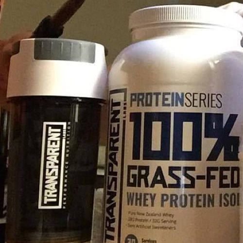 Transparent Labs 100 Grass Fed Whey Protein Isolate Grass Fed Whey Protein Isolate Protein Whey Protein