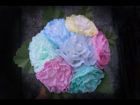 How to make tissue paper flowers tissue paper roses youtube how to make tissue paper flowers tissue paper roses youtube mightylinksfo