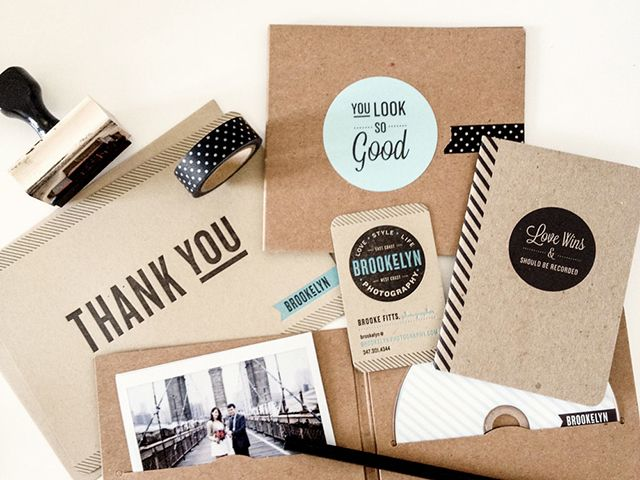 Brooke Fitts Photography Identity Package