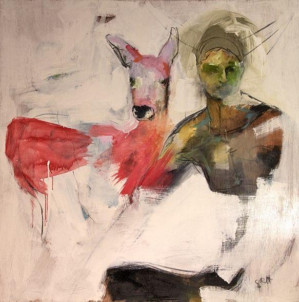 spencer herr - transcend Ishmael (sold)
