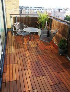 Ikea Runnen Floor Decking