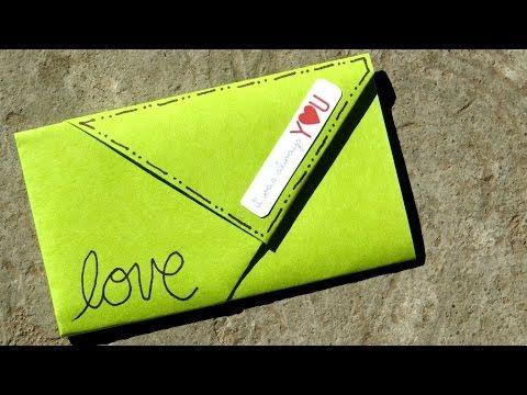 Youtube Origami Tutorial Origami Letter Folding