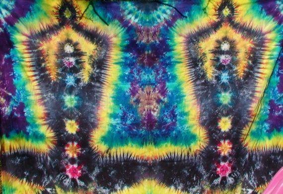 Trippy Tie Dye Pattern I Can Relate