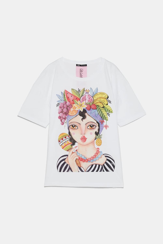 Shirt Women In Art Collection C Abi Castillo Shirts Zara Und Models