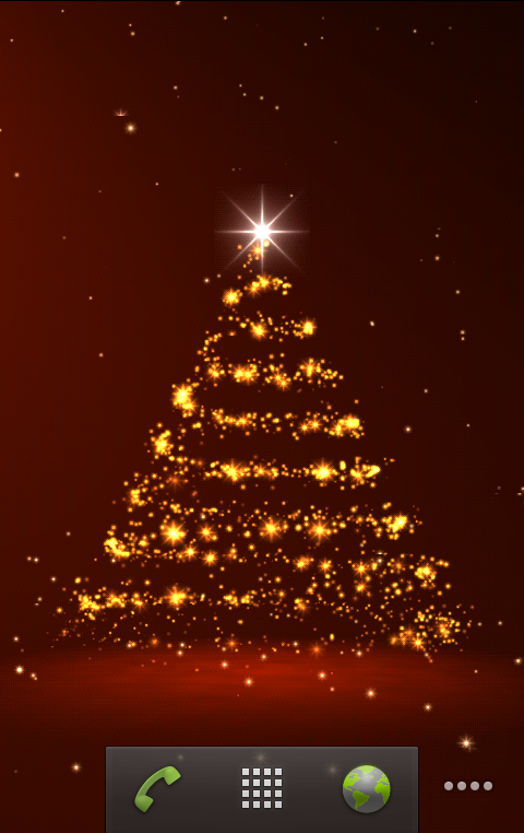 Free Live Christmas Wallpaper Iphone