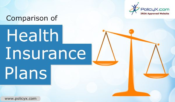 Get Online Comparison Of Health Insurance Plans From Top Companies