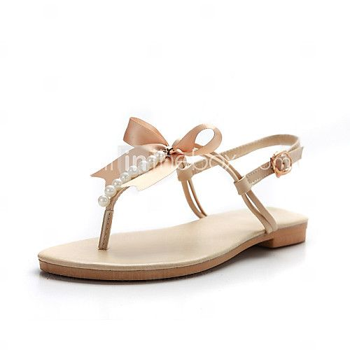 Women's Shoes Flat Heel Open Toe Sandals Shoes More Colors available 2016 -  $34.99