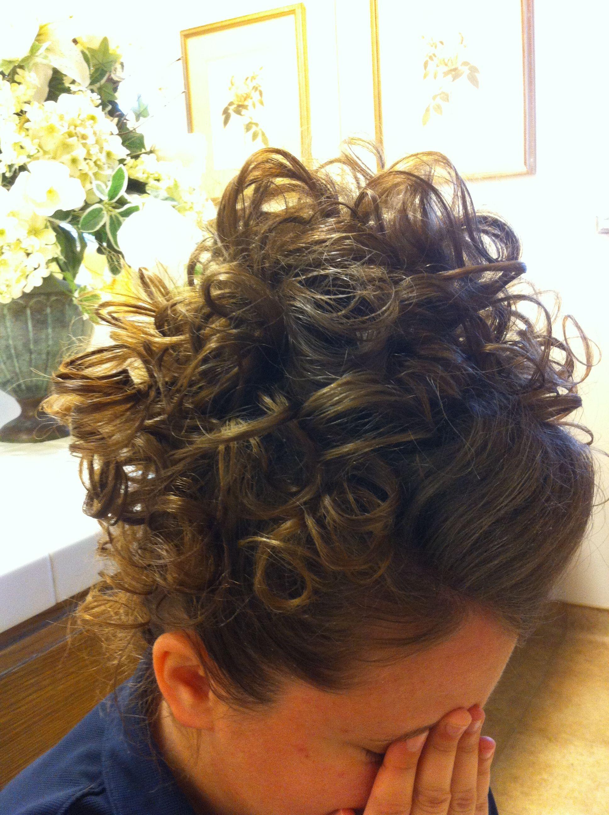 Apostolic Hairstyle Hairdo s Pinterest
