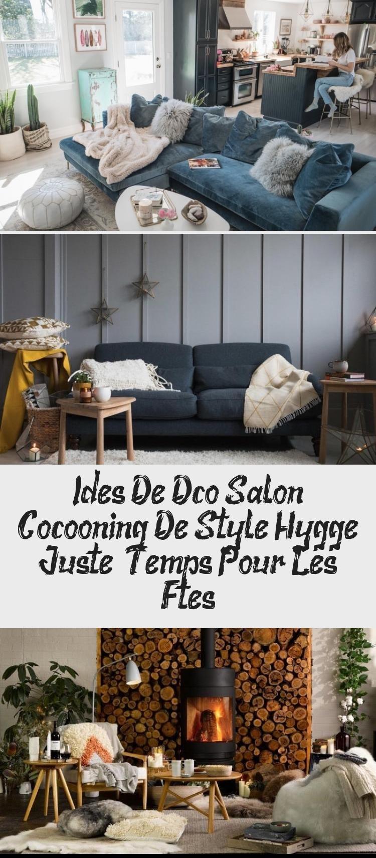 peinture salon marron et blanc , déco salon qui associe le ...