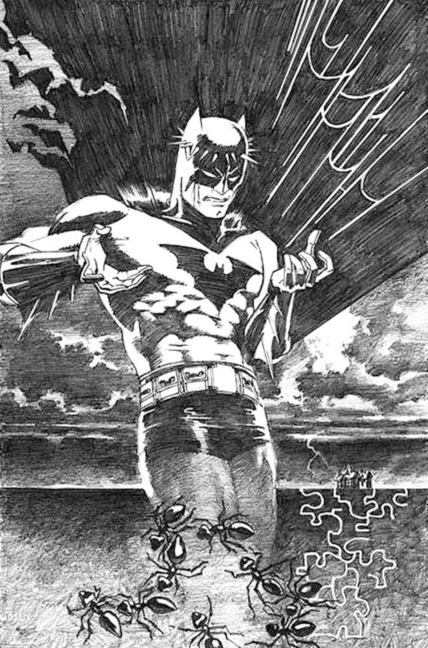 Comic review batman black and white 2 kabooooom