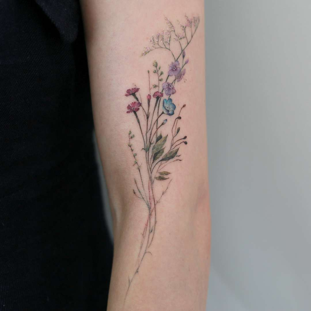 Doy - one of the best tattoo artists of South Korea