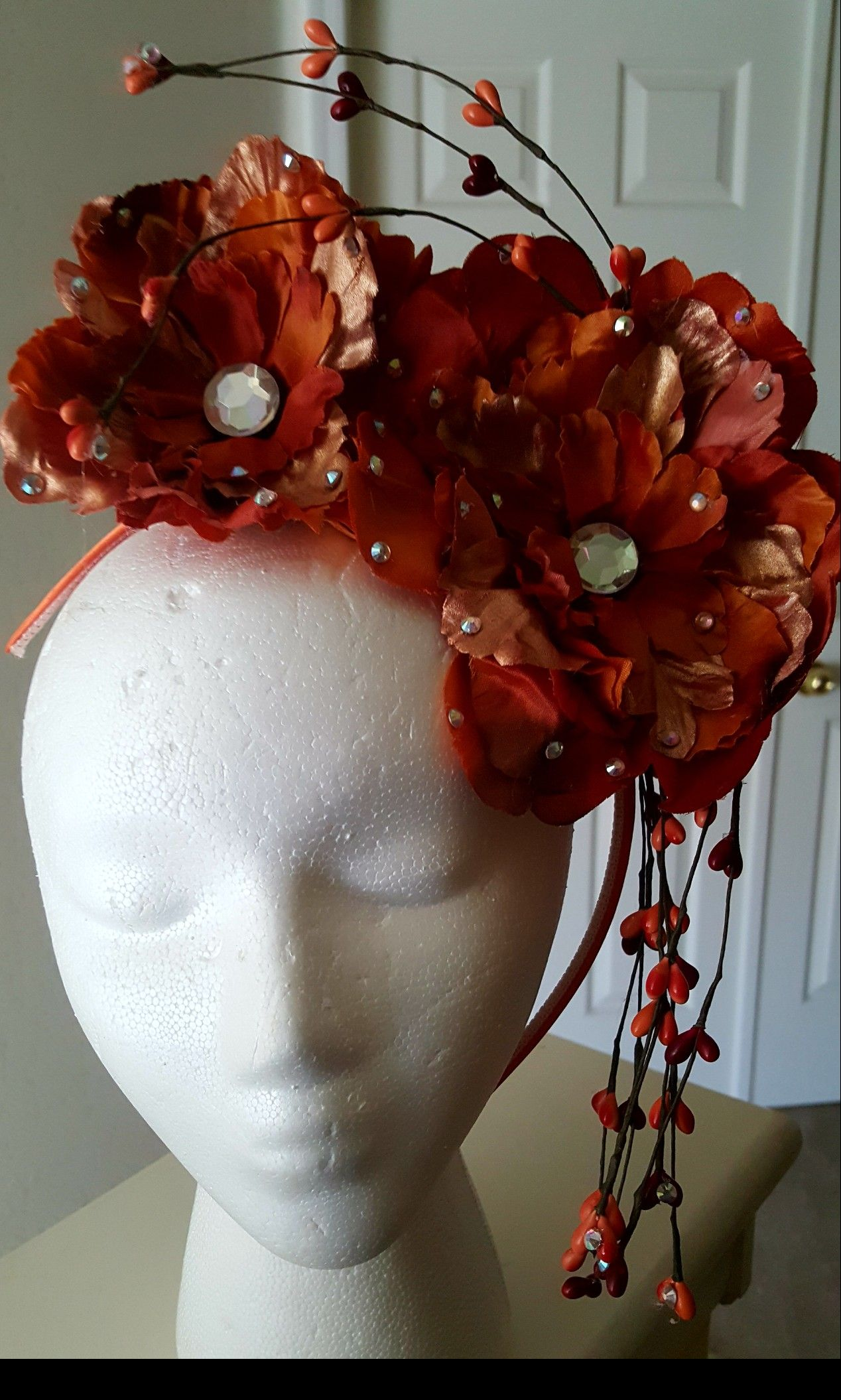 Rust Fascinator by JC  0498f53d53e