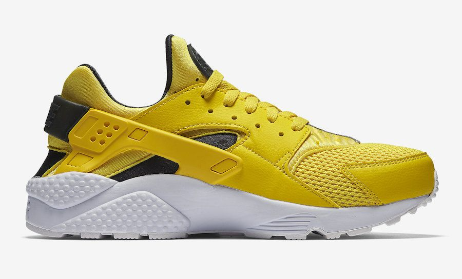 Nike Air Huarache Lightning Tour Yellow 318429 700 | Nike