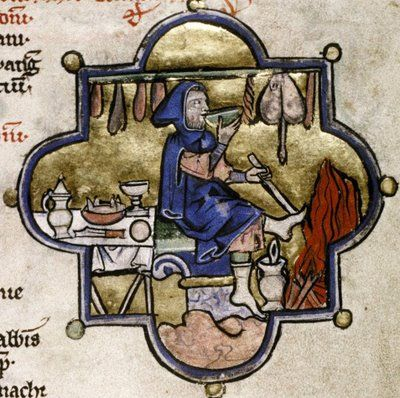 According to medieval calendars, January is the time to take the month off to feast by the fire, so no farm chores this month, people; take some time to yourselves.  You deserve it, after all that reaping, sowing, and slaughtering your livestock these last few months.