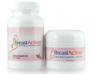Herbal breast inhancement