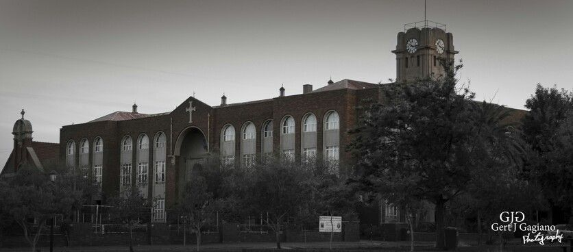 St Patric's College, Kimberley. #catholic #school #brothers