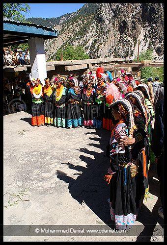 Joshi (Chilimjust) Festival, Kalash