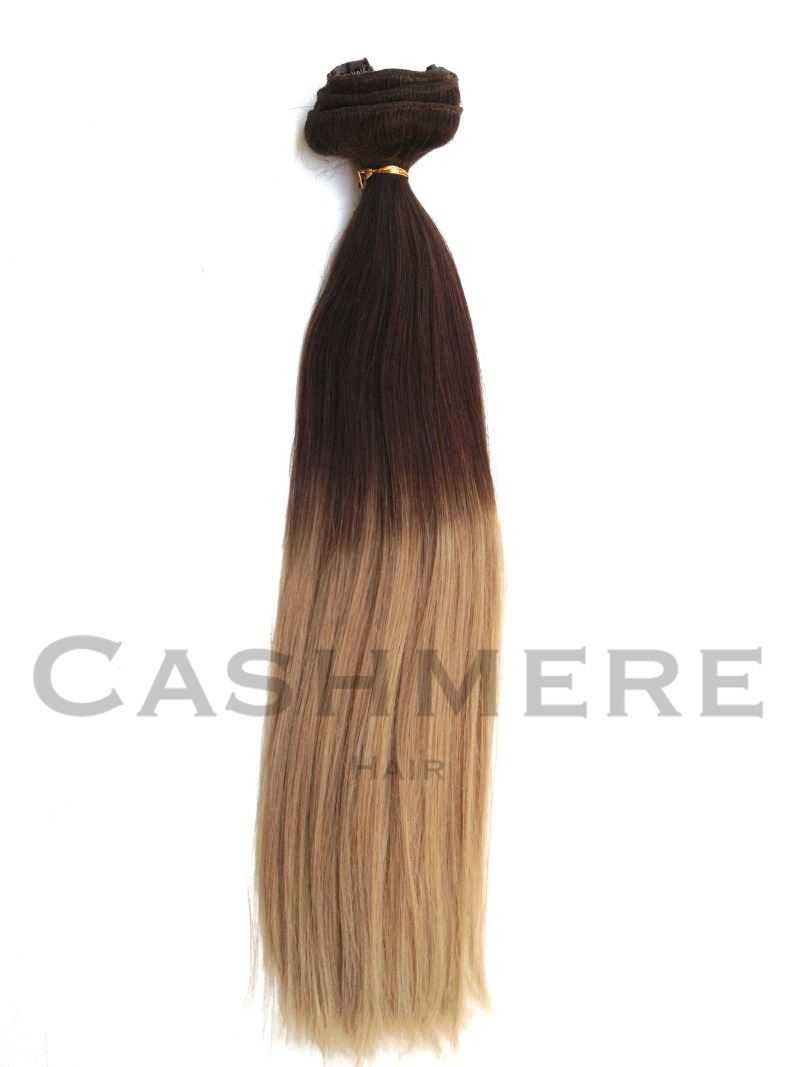 Creating The Ombr Trend With Cashmere Hair Extensions The Best