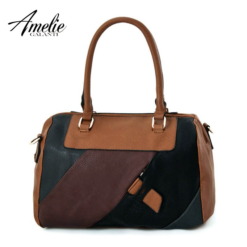 New fashion women totes patchwork color package portable bag WOW #shop #beauty #Woman's fashion #Products #homemade
