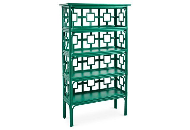 Sobe Étagère, Emerald